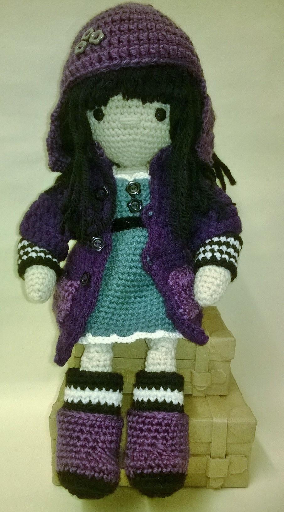 amigurumi #gorjuss ladybird #doll # crochet | cherryl Robinson ... | 1632x905