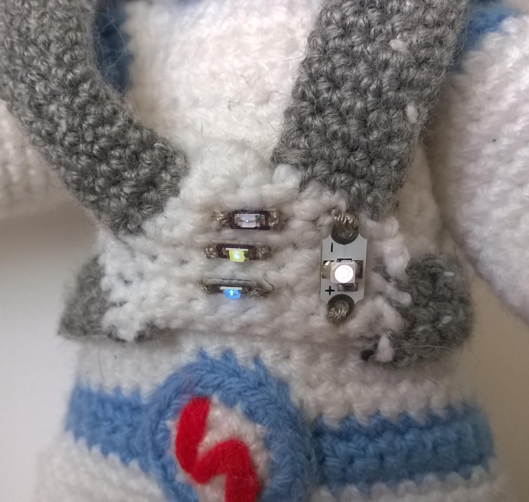 My Little Crochet Doll Betty Virago