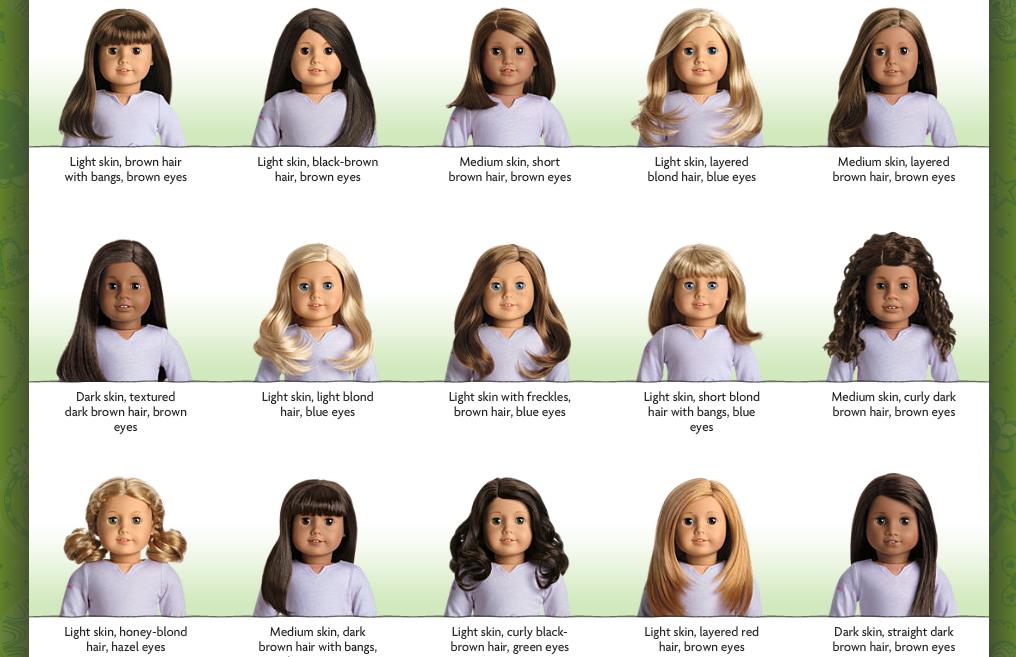 Teen Doll Comp Shop - Betty Virago